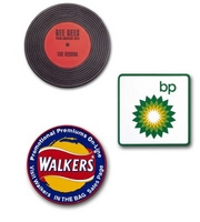 2D PVC Coaster - Various shapes available